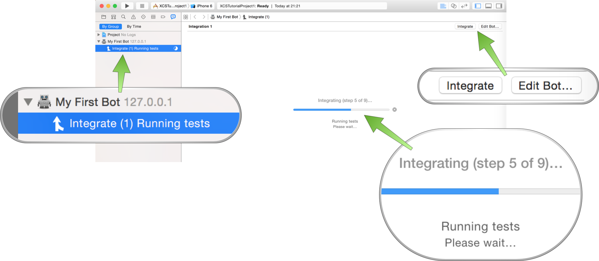 iOS Continous integration: Xcode Server, Jenkins, Travis and fastlane